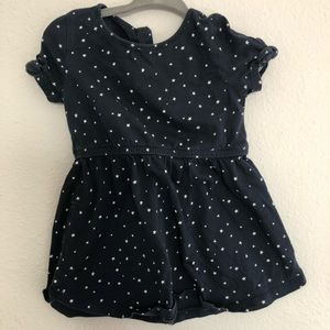 Gap star dress